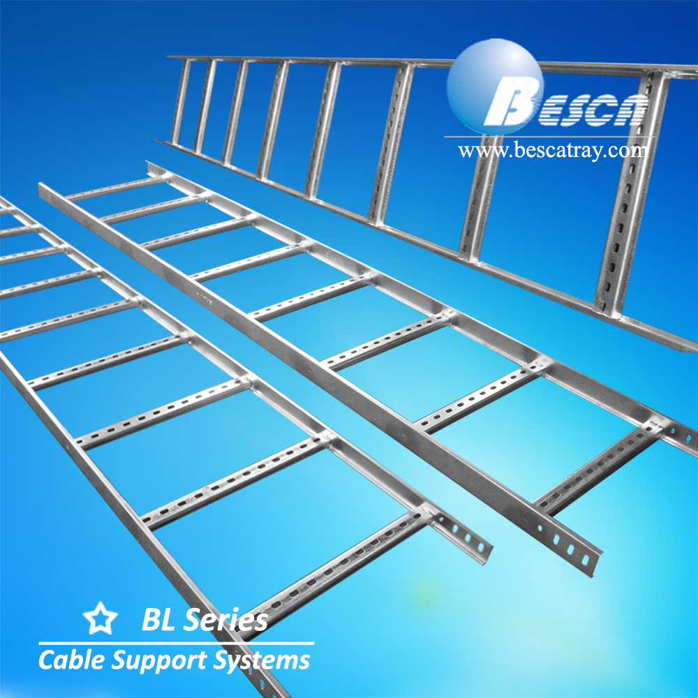 Famous Besca Factory Electrical Metal Step Cable Ladders Suppliers