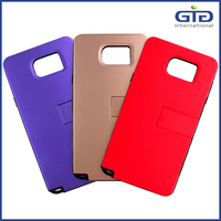 [GGIT] Mobile Phone Accessories Leather Cell Cover for Samsung Note 5