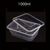 1000ml disposable take away food container