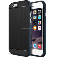 Dual Layer Ultra Thin Slim Hybird PC+TPU Case For Apple iphone 6 4.7inch Vintage Mobile Phone Tough Back Cover