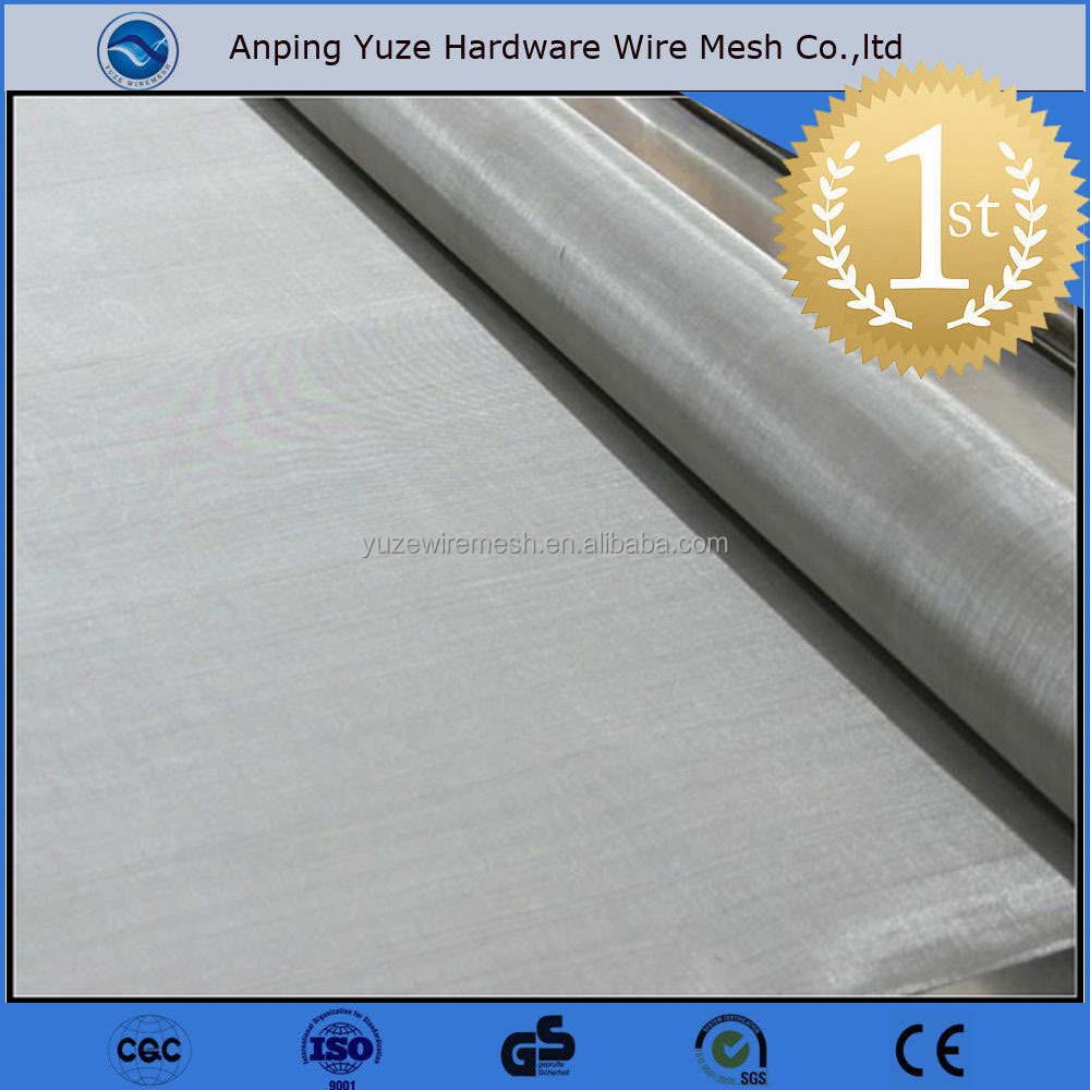 YUZE 304 stainless steel wire mesh (low price with super quality)