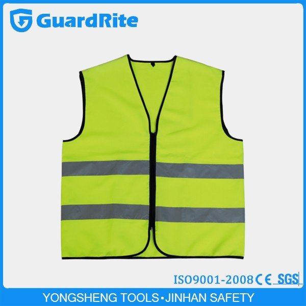 GuardRite Brand safety cloth,Flame-retardant ANSI reflective vest,PVC tape vest