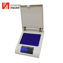 High quality office used Thumb Print ink Pad inking pad with 2 colors