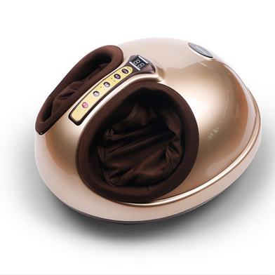 Electric roller air pressure heating multi-functional shiatsu foot massager,vibrating foot massager as seen on tv