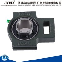 pillow block bearing with sliding bearing block t208