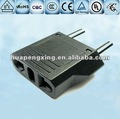 New Style European conversion 2Pin plug