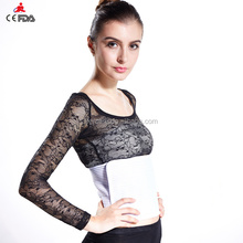 comfortable breathable white slimming belt for women after pregnancy