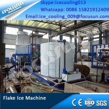 FOCUSUN Industrial Flake Ice Maker Machine For Fishery Cooling Use