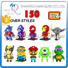 Mini Qute new products 2016 loz building blocks educational toys gift for boy