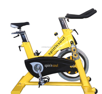 health &fitness belt drive cyclih.with computer home use SPINNER BIKE exercise bike indoor cardio cycle gym equipment soul cycle
