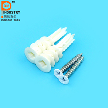 Nylon Self Drilling Drywall Anchor with Screw