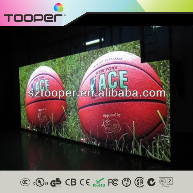 PH5 indoor SMD led display super wide view angle e image quality