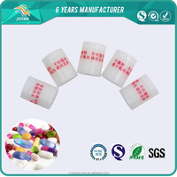 Small sachet packing food grade silica gel canister desiccant