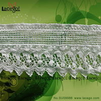 New Fashion Water Soluble Lace/guipure lace/Chemical Lace