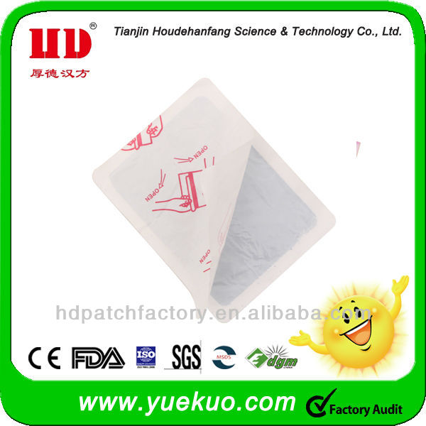 Original Factory Adhesive Warmer Heating Pack,Keep Warm 10 Hours.CE Approved,Air-activated, Self-adhesive back,OEM Service