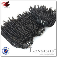 Factory Wholsale African American Human Hair Extensions