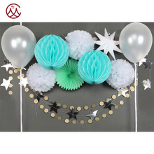 hot sale 11pcs spring and gold star for summer party, widely used home decoration, scent spring and summer in the air
