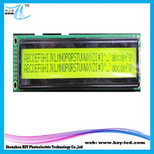 Pitch Dots 0.65x0.7 ST7066U IC LCD Module China Provder LCM 40x2 Character