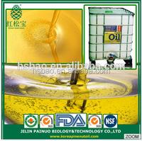 Jilin Painuo HSB Big Korean Pine Nut Oil Organic Plant Oil for Cooking Edible OEM