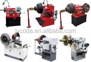 LY8370 brake drum boring machine for truck