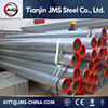 A53 mild steel black hollow section steel tube structure pipe ISO certification stock