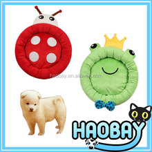 animal shape pet bed bed small dog bed soft dog product