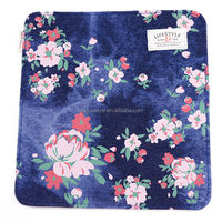Languo shivering flowers jean style mouse pad /ass mouse pads/ for wholesale Model:LGHN-2882