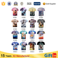 online shopping factory cheap price small quantity full printing superheros mavels printing T shirt