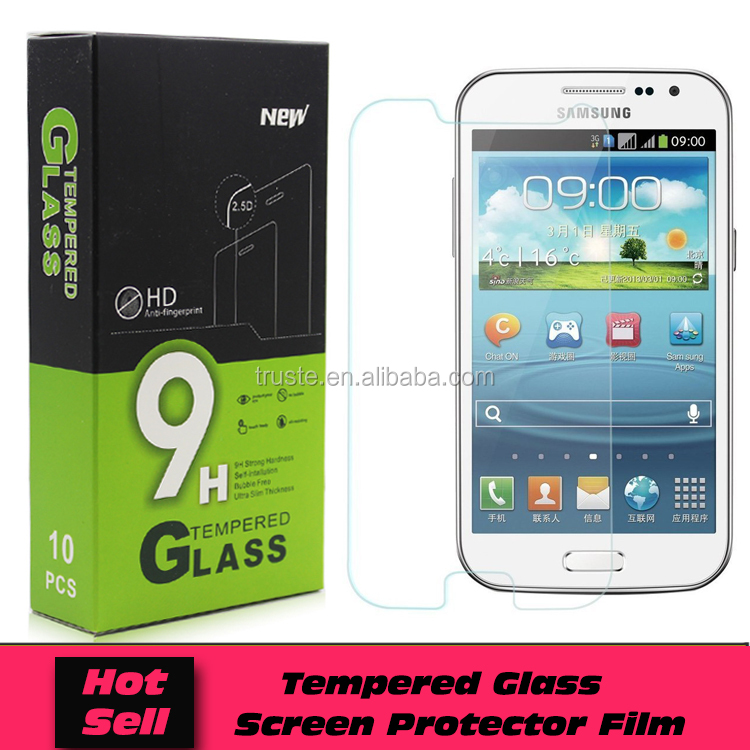Anti Shatter 0.3mm 2.5D Premium Tempered Glass Screen Protector for Samsung Galaxy Win I8552