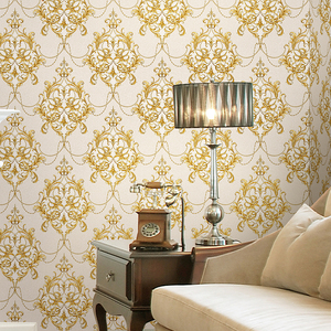 1.06 pvc wallpaper with luxury style for home living room
