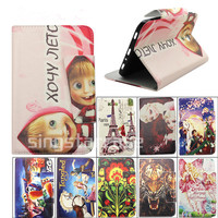 Cartoon Printing Pattern Tablet Leather Image Case For Ipad Air Case For Ipad Mini Case