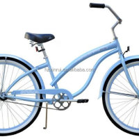26 Lady Beach Cruiser Bike XR