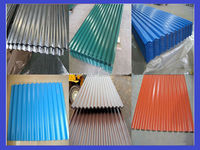 Zinc Coated Cold rolled Steel Sheets/coil ppgi Hot Dipped A-Z coated Metal Roofing Sheets