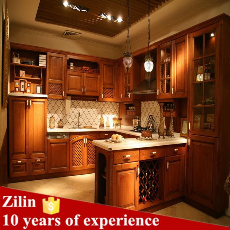 Top Modern Design High Quality Cheap Price Of Solid Wood Kitchen Cabinet Buy Modern Kitchen