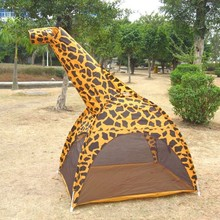 Cheap price kids animal shape play tent