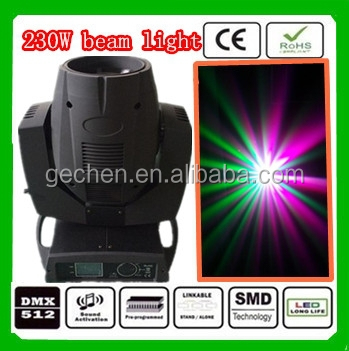 Hot and new sharpy beam moving head light stage lighting 5R beam200
