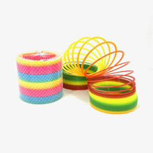 20.5*21.5 CM Enducational very big eddy toys magic large scare slinky spring toys for kids