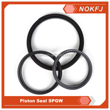 V shape SPGW oil seal hydraulic seals for PTFE material