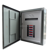 IP54 powder coating electrical distribution box / Sheet metal diatribution box