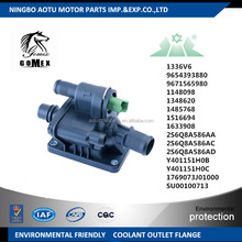 For FORD Thermostat Assembly 1336V6 9654393880 9671565980 1148098 1348620 1485768 1516694 1633908 2S6Q8A586AA peugeot parts