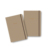 Printing Custom Design A5 Kraft Paper Hardcover Notebook Daily Planner With Elastic Band