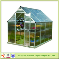 BSCI Green House Aluminium And PC