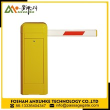 Factory price security remote control automatic parking barrier gate