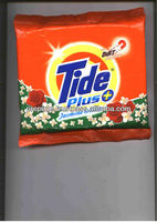Tide laundry detergent powder