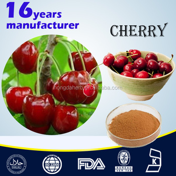 Factory supplier Acerola Cherry Extract 17%VC