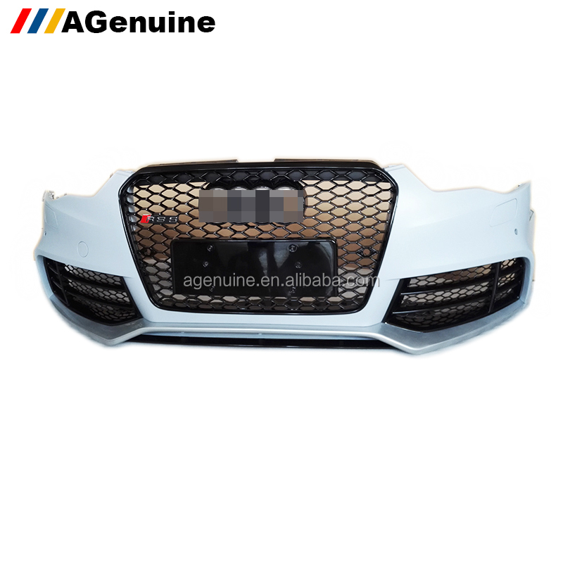 2012-2015 RS5 facelift body kit A5 S5 RS5 front bumper conversion body kit for Audi A5 S5