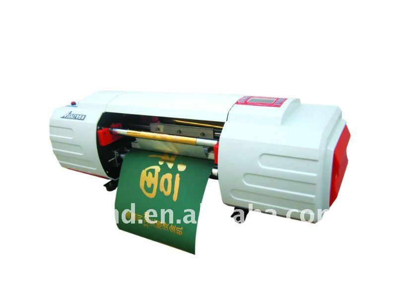 330 digital hot stamping roll printer on films and papers without making dies