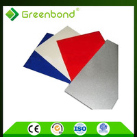 Greenbond interior decorative acoustic material Aluminum Composite Panel with long-term gurantee