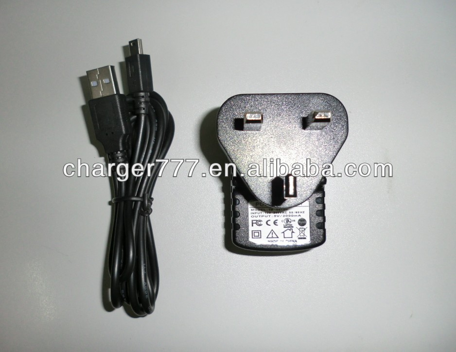 2014 high quality li-ion charger usb backup battery charger
