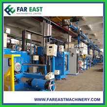2016 New wire cable making equipment/pvc granules making machine
